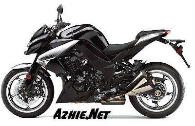 Harga Spesifikasi Kawasaki Ninja Z1000 Model Baru 2013