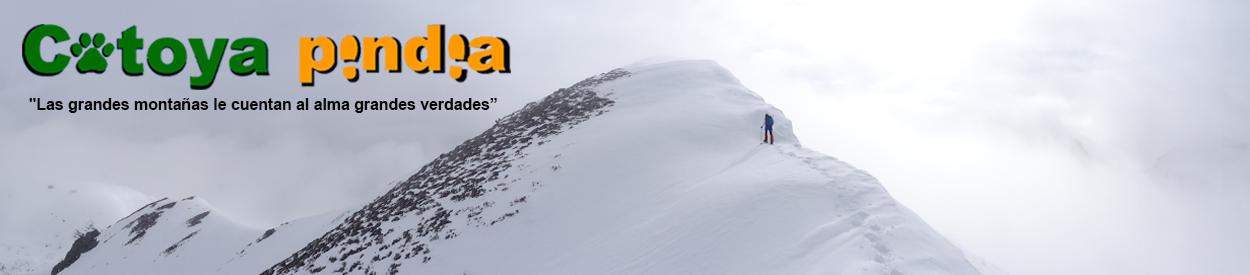 COTOYA PINDIA - Rutas de Montaña