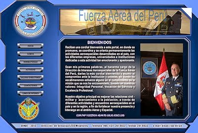 Peruvian Aerial Phenomenon Research Department (Web-site) - October 2013