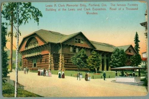 Lewis & Clark Centennial Forestry Building