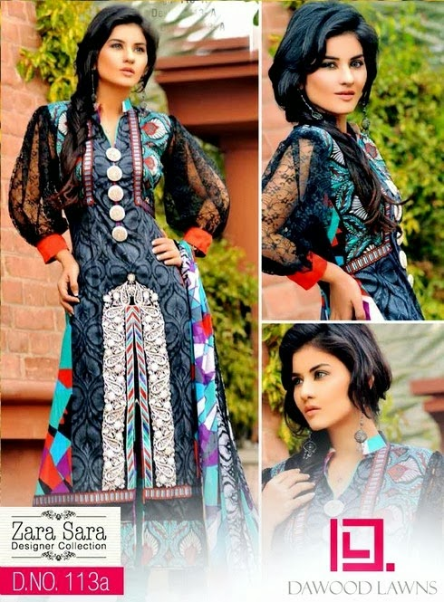 Dress Collection by Dawood