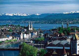 Zurich Switzerland 2012