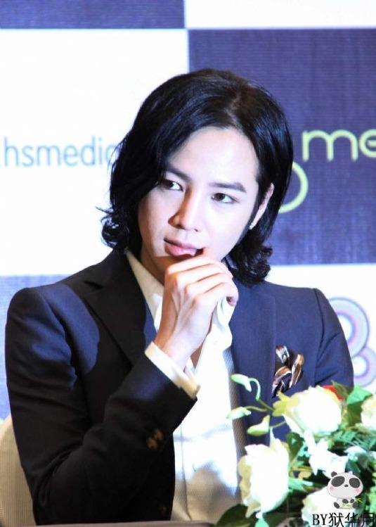 Medium Hair Styles✪Jang Keun Suk