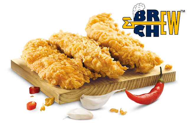 KFC India Chicken Strips