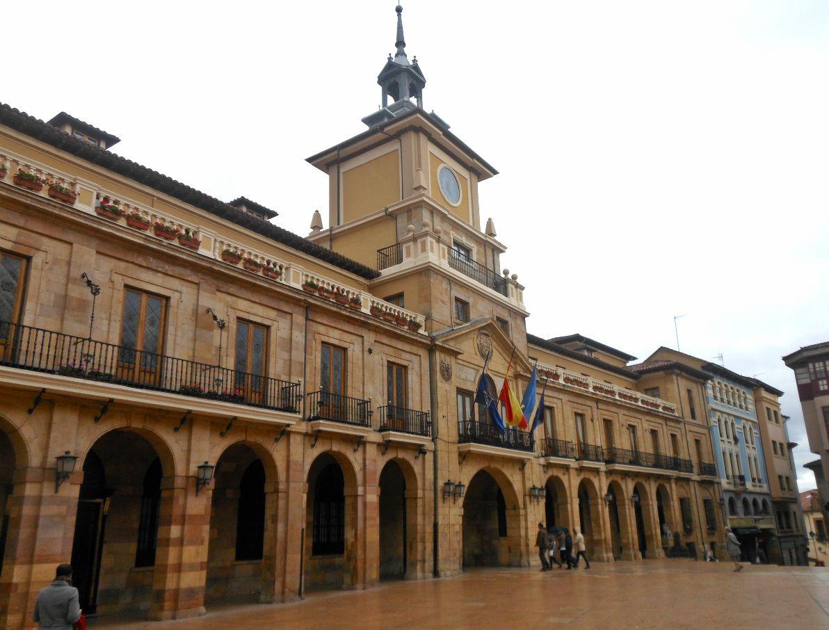 Oviedo ayuntamiento