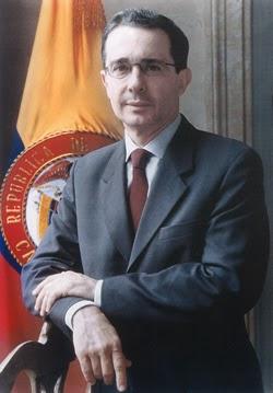 Álvaro Uribe Vélez Presidente