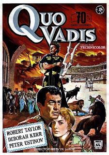 Quo Vadis (1951) - Cartel