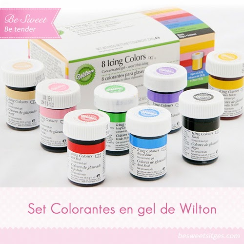 colorante en gel wilton