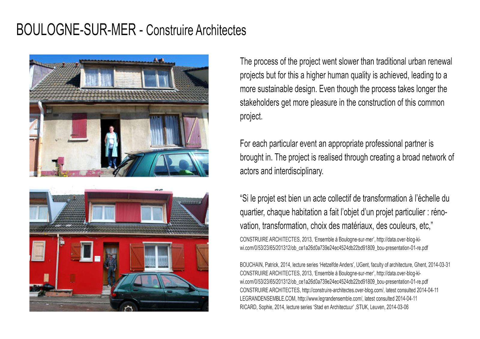 construire architectes ensemble boulogne sur mer within rabot. Black Bedroom Furniture Sets. Home Design Ideas