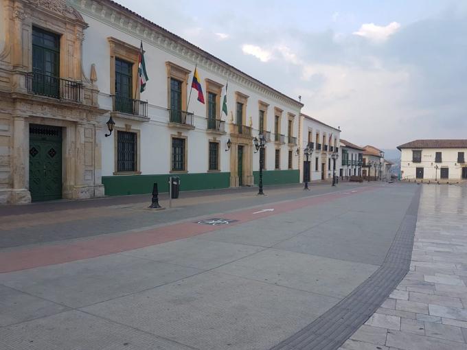 Gobernación de Boyacá no avala encuesta realizada a comunales