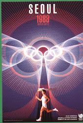 Poster Oficial de Seúl 1988