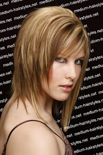 Girls Layered Shag Hairstyles - Celebrity Hairstyle Ideas