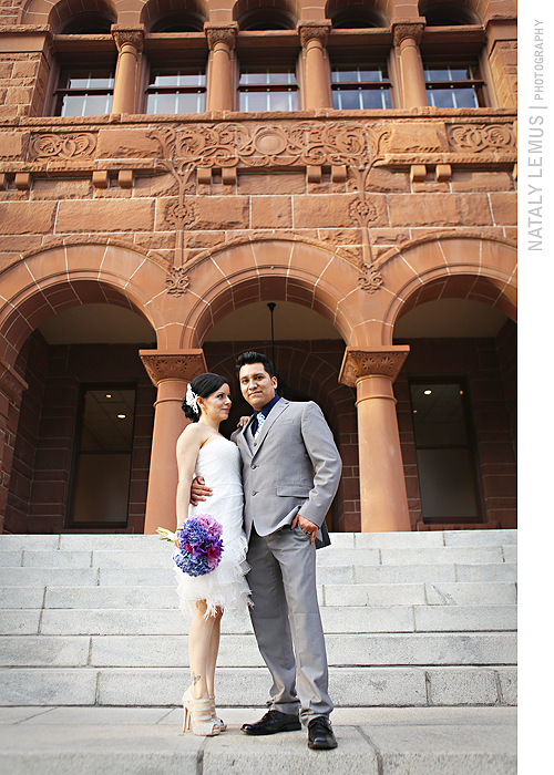 Santa Ana Court House Wedding