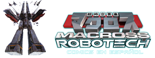 ROBOTECH/MACROSSComics