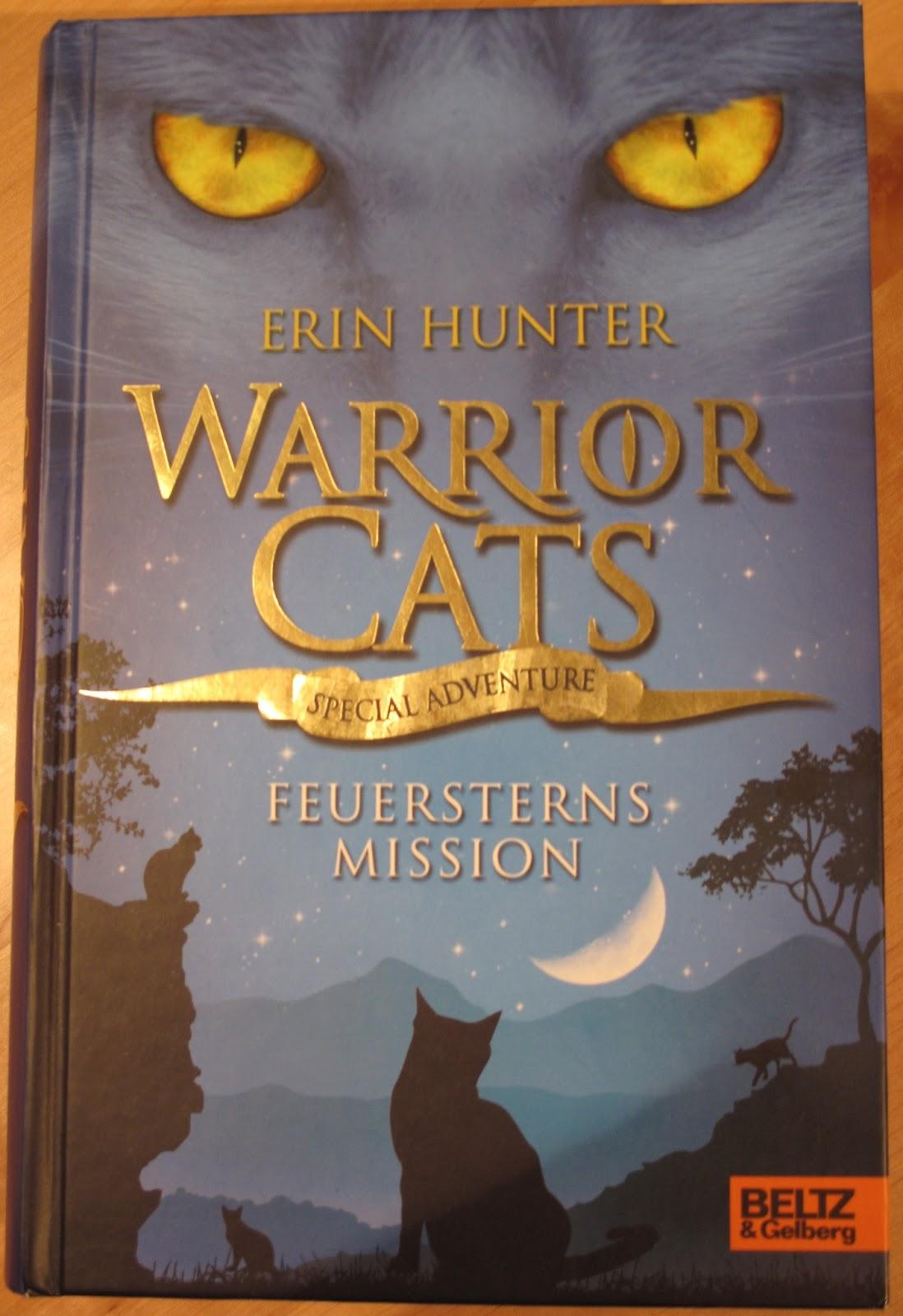 Warrior Cats Feuersterns Mission Zusammenfassung