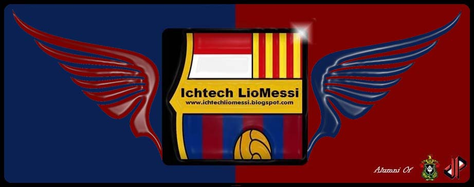 Ichtech LioMessi - Lefty Writer Inspiration