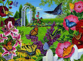 Butterfly Days 1000 Piece Puzzle