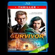 Survivor (2015) BRRip 720p Audio Dual Latino-Ingles