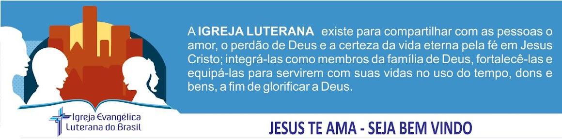Igreja Luterana em Sergipe