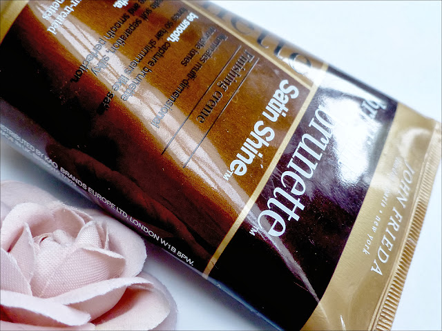 John Frieda Brilliant Brunette Satin Shine