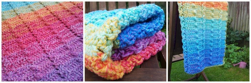 Fiber Flux: Beautiful Blankets! 30+ Free Crochet Blanket ...