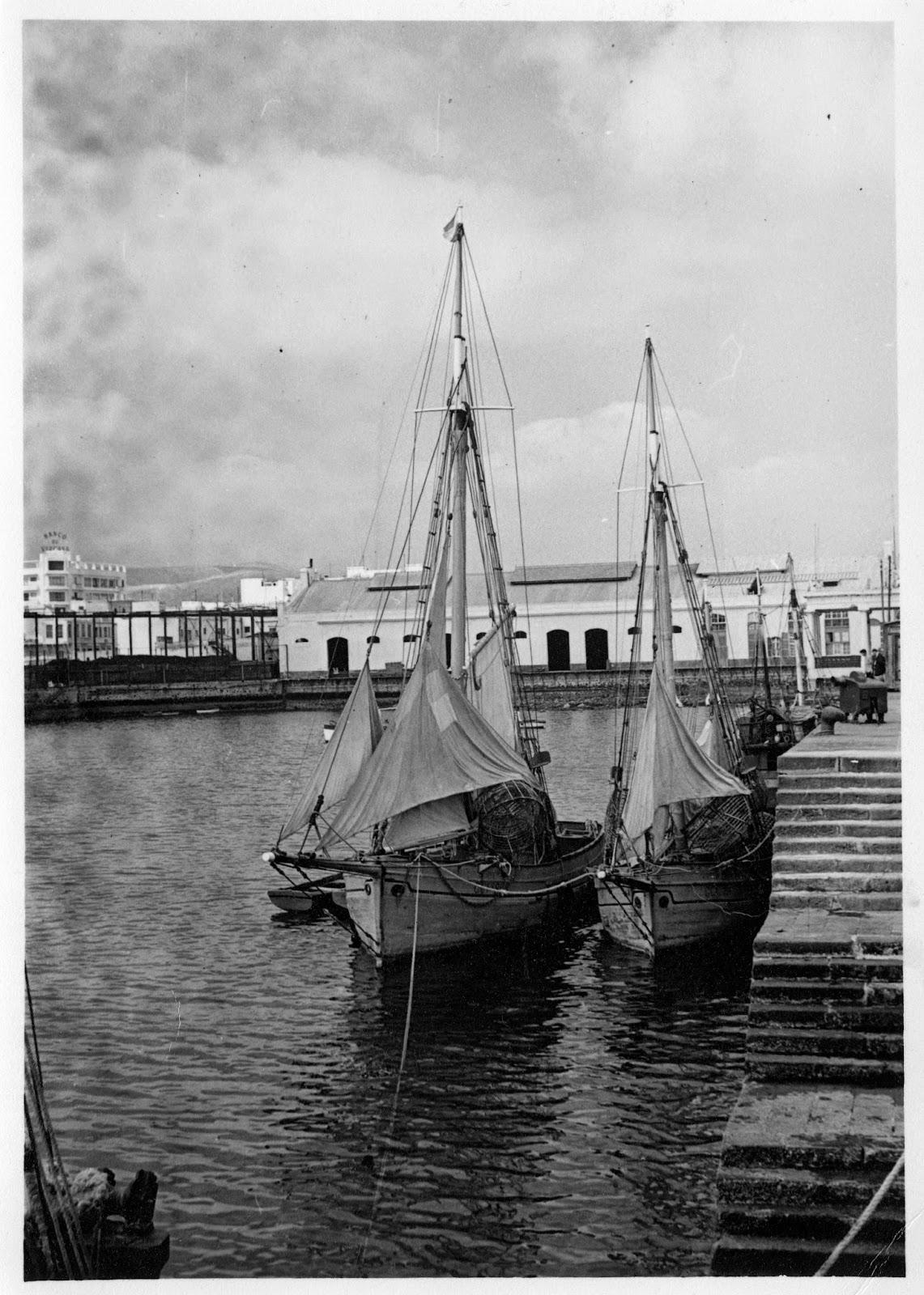 Imagen propiedad de MDC. Realizada entre los años 1950 y 1959. Fotógrafo sin identificar.