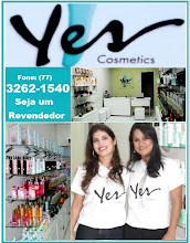 YES COSMETICS: A MELHOR EM MAQUIAGENS E PERFUMES!