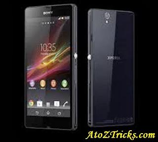 Sony Xperia Z,Sony Xperia,SOny Xperia Z1,Sony Xperia ZR,Top android phones,top 10 smartphones