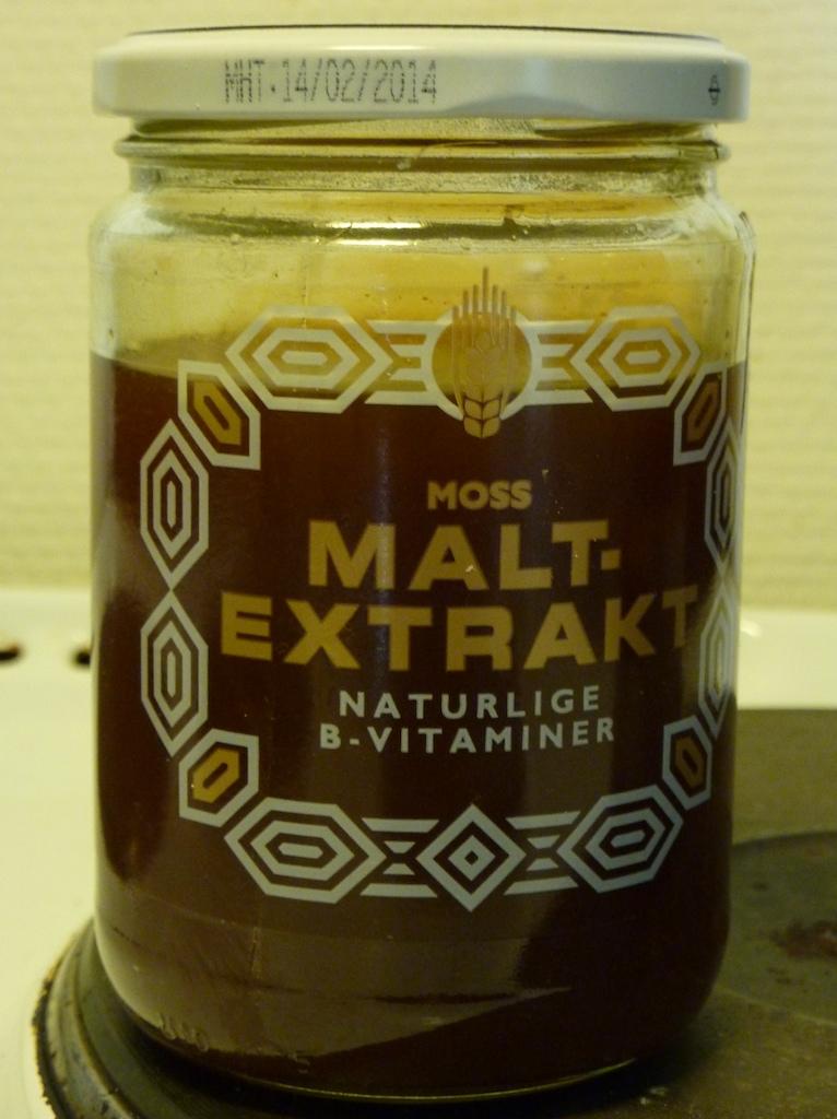 Maltekstrakt morsmelk