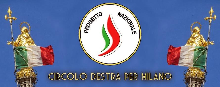 Nuovo Sito Destra per Milano