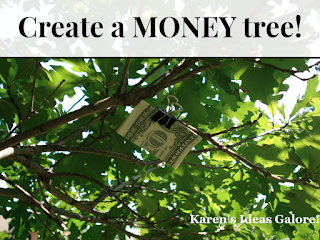 Money Tree Treasure Hunt