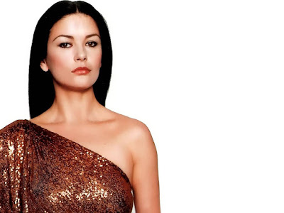 Catherine Zeta Jones Sexy Wallpaper