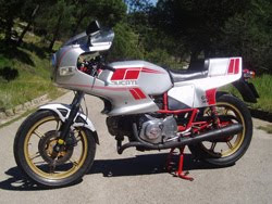 Ducati Pantah 600 SL '82