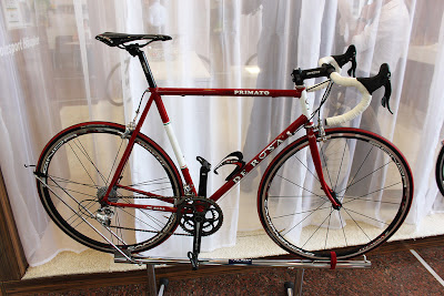 Steel Bike, Roadbike