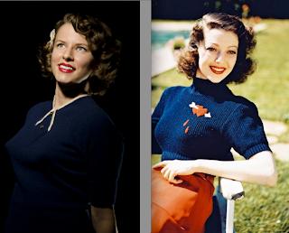 Vintage & Modern Look-a-Like #vintage #fashion