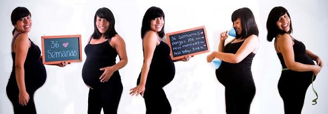 embarazo primerizo, primeriza, 36 semanas, miedo de embarazadas