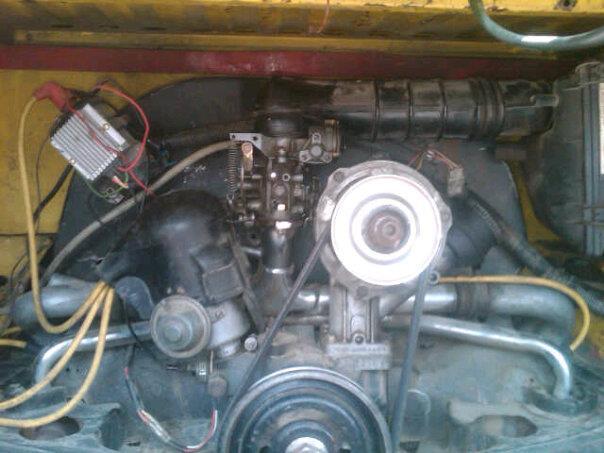 Jual VW Kombi Jerman 73 - Kota SOLO