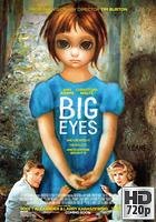Big Eyes (2014) BRrip 720p Latino-Ingles