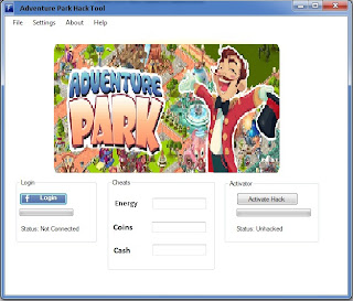 Adventure Park Cheats and Hack v.1.53