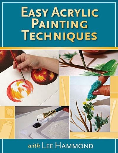Easy Acrylic Painting techniques