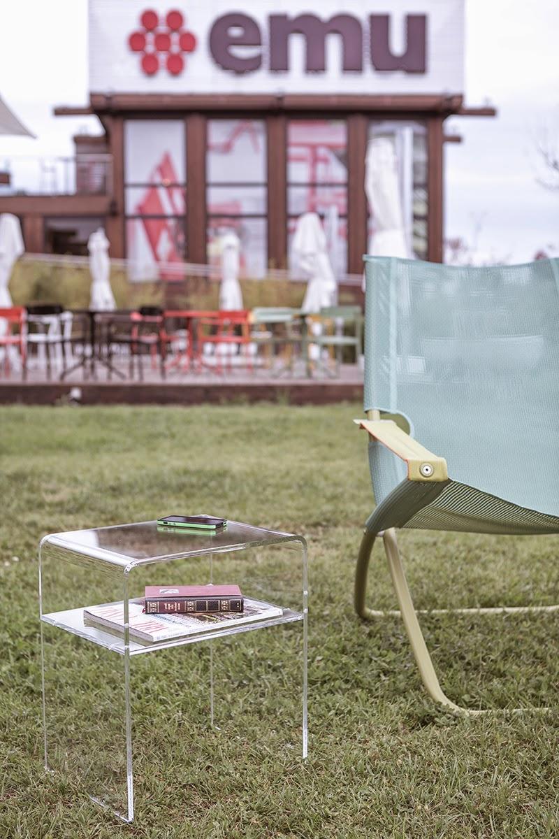 tavolini n plexiglass da esterni