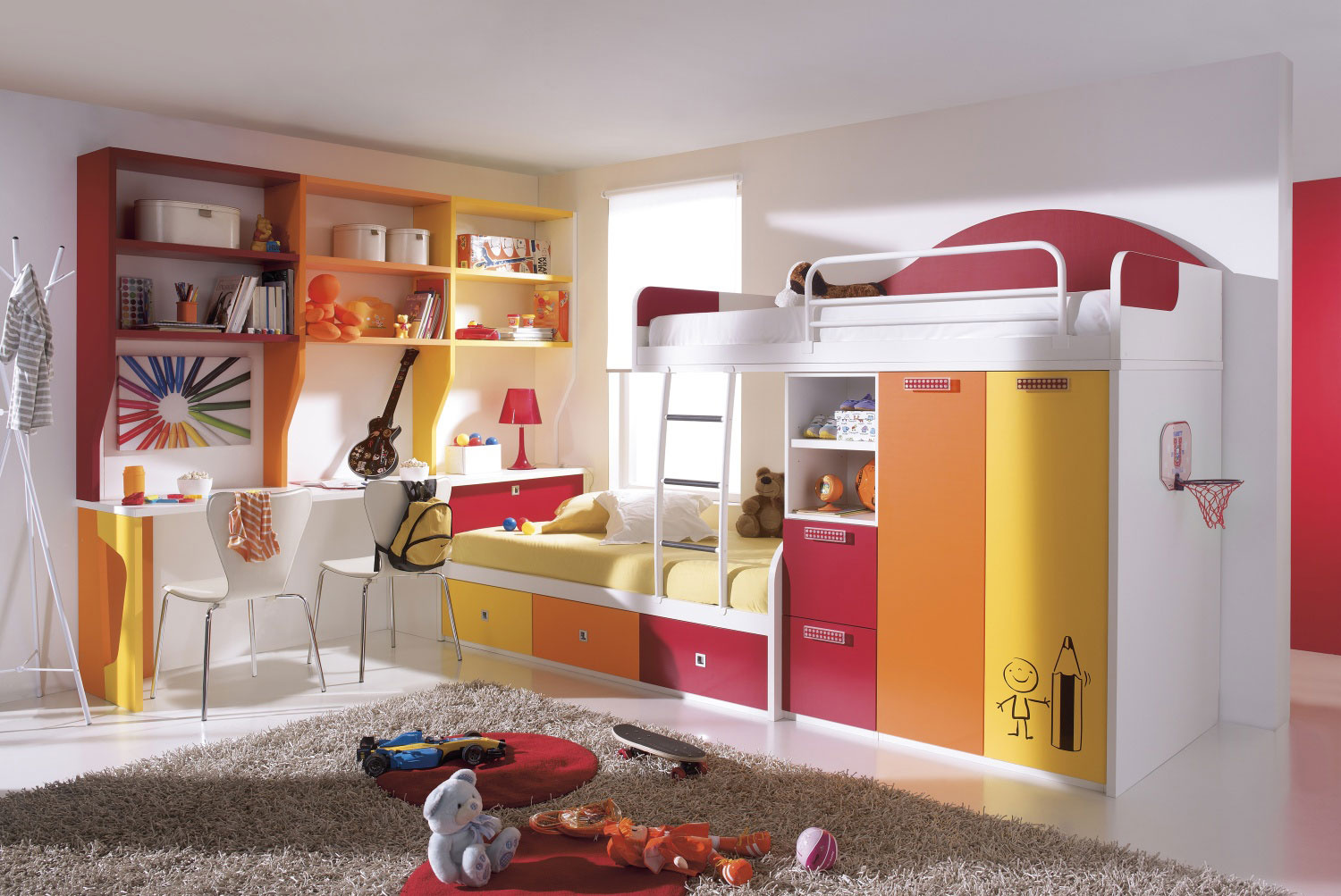 Boy Bedroom Ideas which Comes with Interesting Design