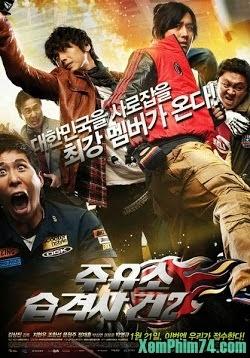 Tấn Công Trạm Xăng 2 - Attack The Gas Station 2 (2010)