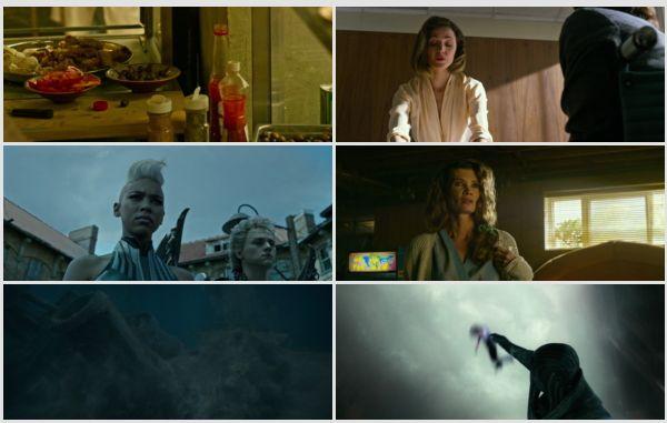 X-Men Apocalipsis (2016) Español Latino