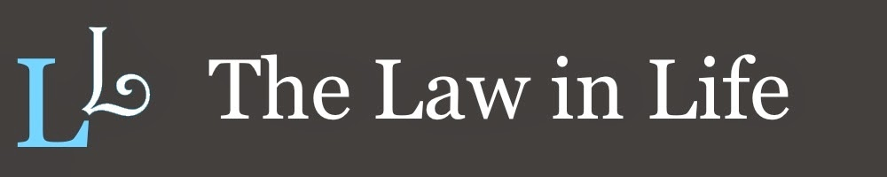 The Law in Life