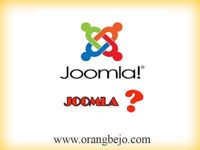 PENGERTIAN JOOMLA