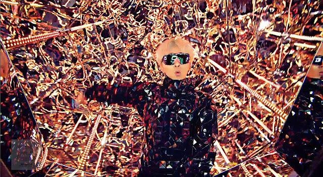 G-Dragon Crayon mv fashion Issey Miyake fw 2012.