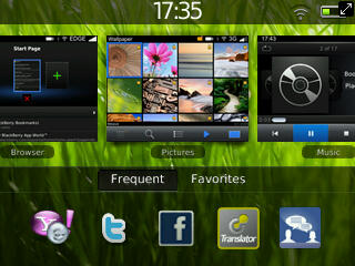 Free Download Tema Blackberry Gemini 8520