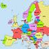 Les pays européens   اسماء الدول الأوروبية
