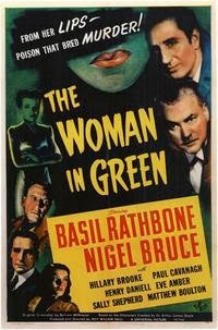 Mystery Playground: Fabulous Vintage Sherlock Movie Posters